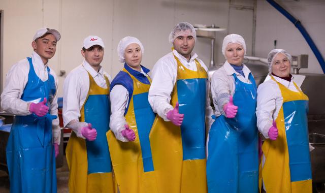 Карьера в компании приволжские колбасы
